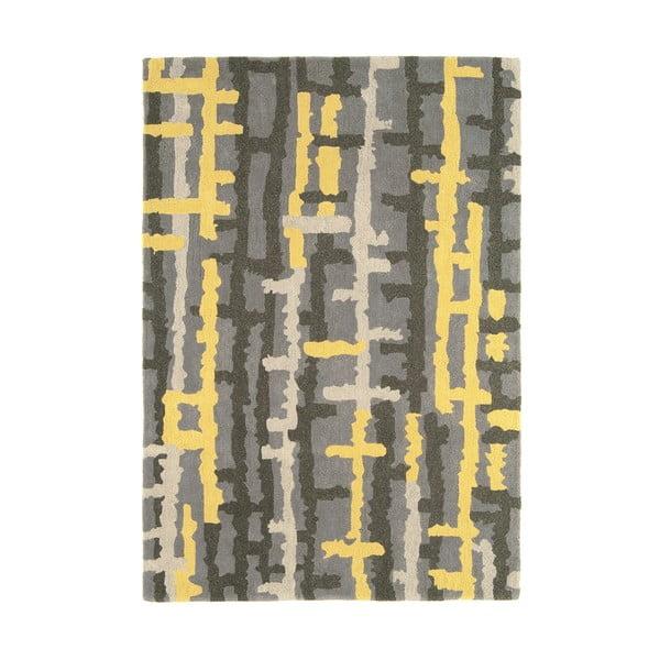 Koberec Ripley Yellow 120x170 cm