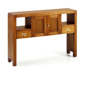 Odkládací stolek ze dřeva mindi Moycor Flash