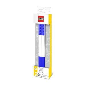Set 2 pixuri cu gel LEGO®, albastru