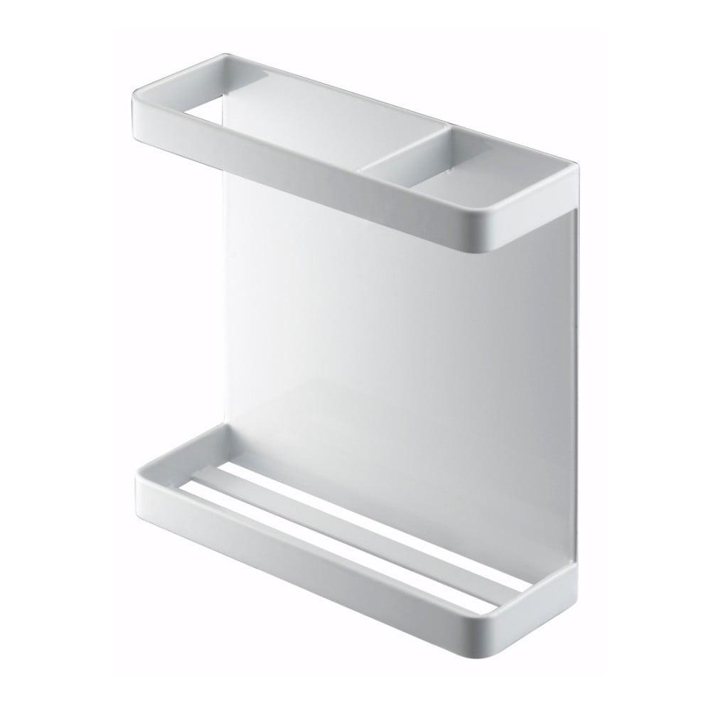 Bílý magnetický držák na kuchyňské potřeby Yamazaki Tower