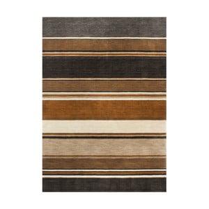 Vlněný koberec Country Sand, 140x200 cm
