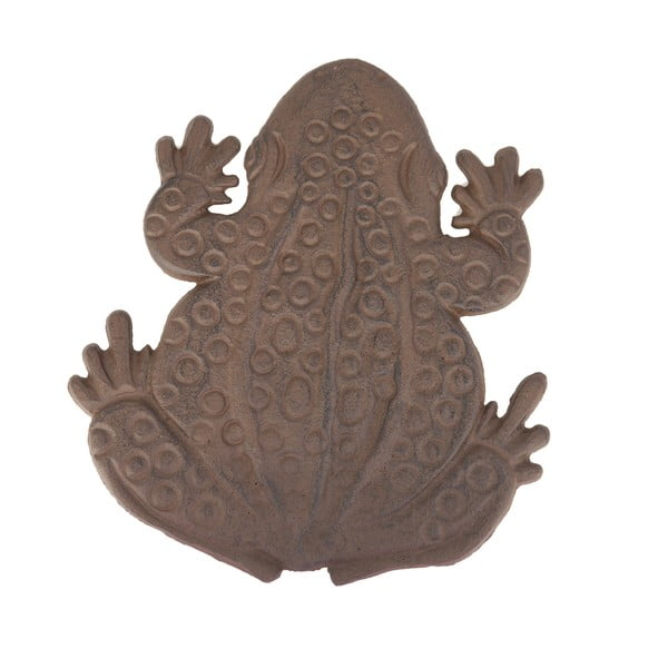 Dekorativní kámen ve tvaru žáby Antic Line Frog