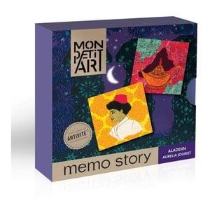 Paměťová hra Mon Petit Art Aladdin