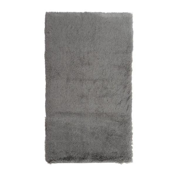 Šedý koberec Floorist Soft Bear, 80x200cm