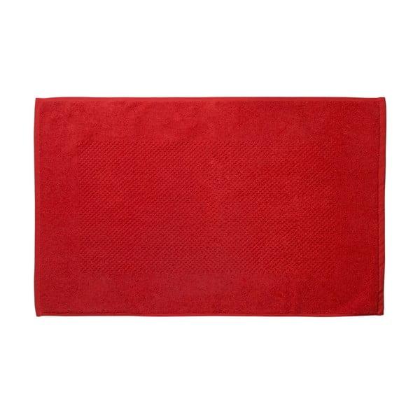 Koupelnová předložka Galzone 80x50 cm, červená