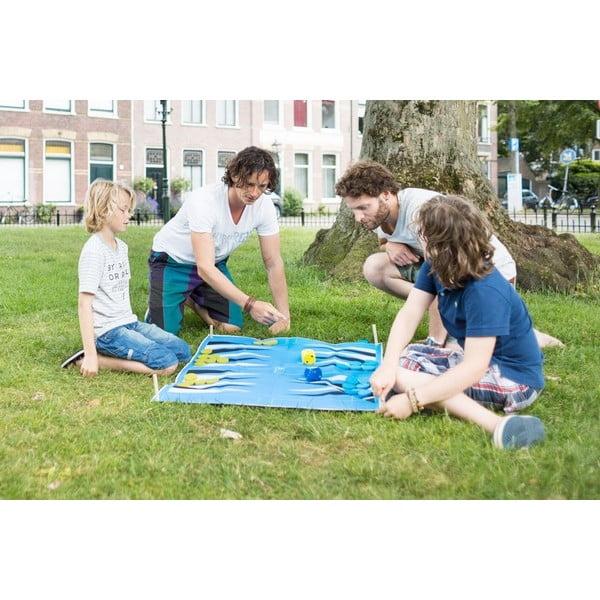 Společenská hra Backgammon