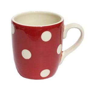 Puntíkatý hrnek Red Mug