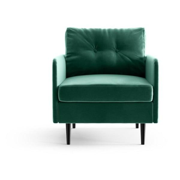 Fotoliu Daniel Hechter Home Memphis Emerald Green, verde