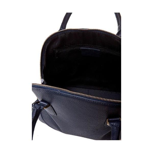 Kožená kabelka Giorgio Costa 15021 Blue