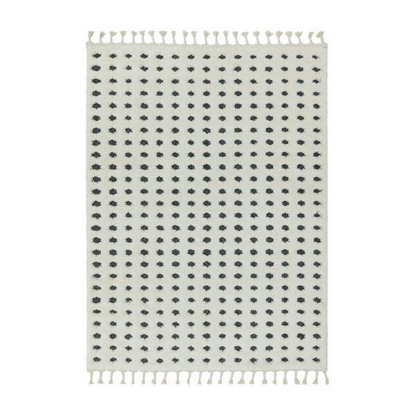 Béžový koberec Asiatic Carpets Dotty, 120 x 170 cm