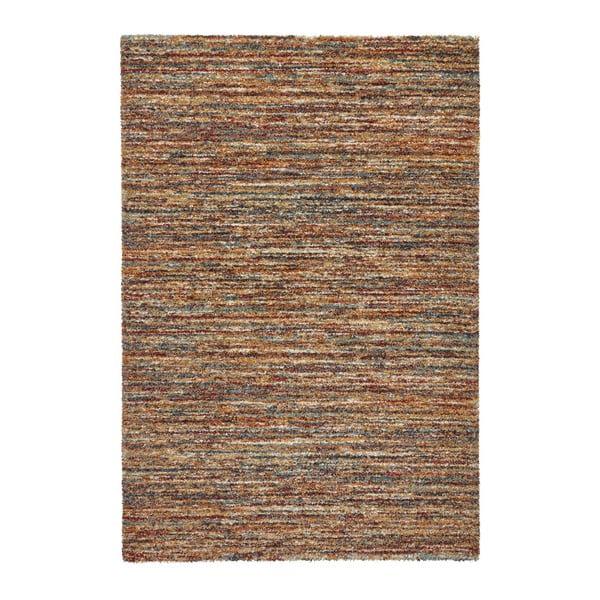 Hnědý koberec Mint Rugs Chloe Motted, 80 x 150 cm