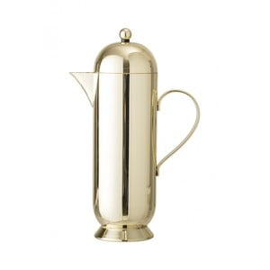 Konvice na kávu ve zlaté barvě Bloomingville Coffee Pot
