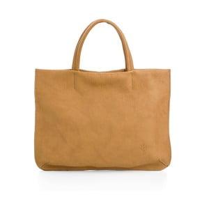 Přírodní kožená kabelka Woox Avita
