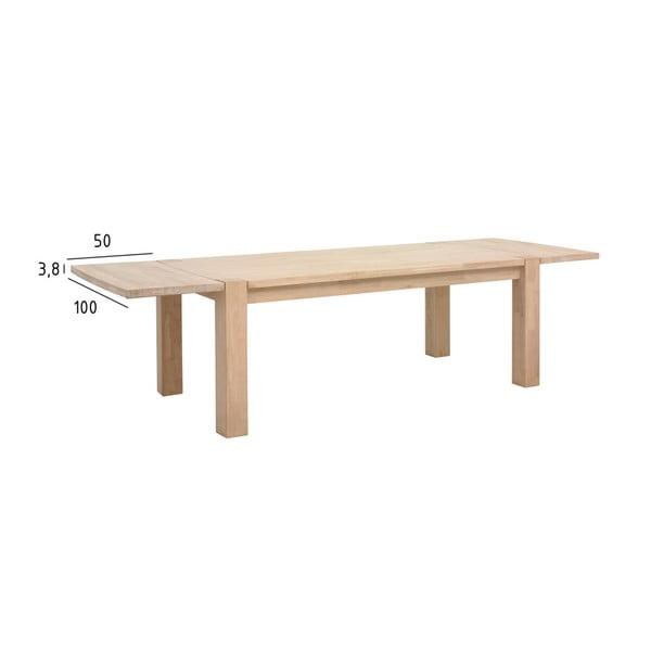 Deska k prodloužení jídelního stolu Furnhouse Verona,50x100cm