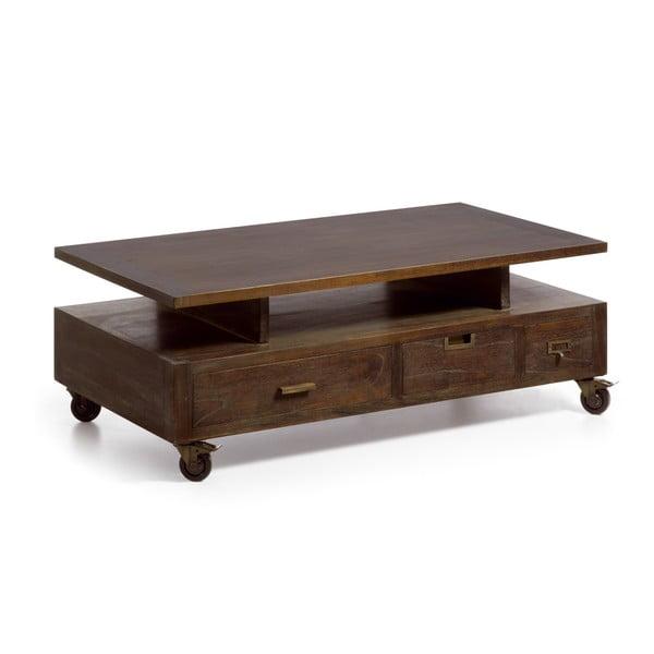 Konferenční stůl Industrial, 120x65 cm
