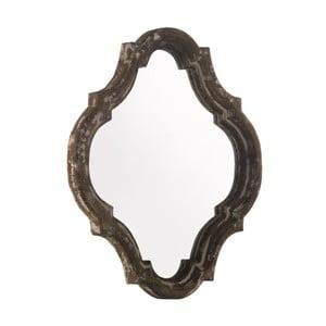 Oglindă Geese Antique, ramă maro
