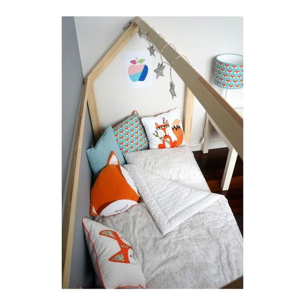 Dětská postel z borovicového dřeva  Benlemi Tery,80x200cm