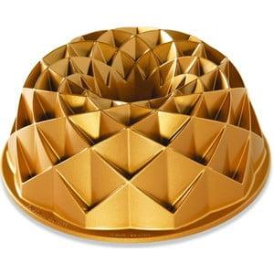 Forma na bábovku ve zlaté barvě Nordic Ware Jubilee