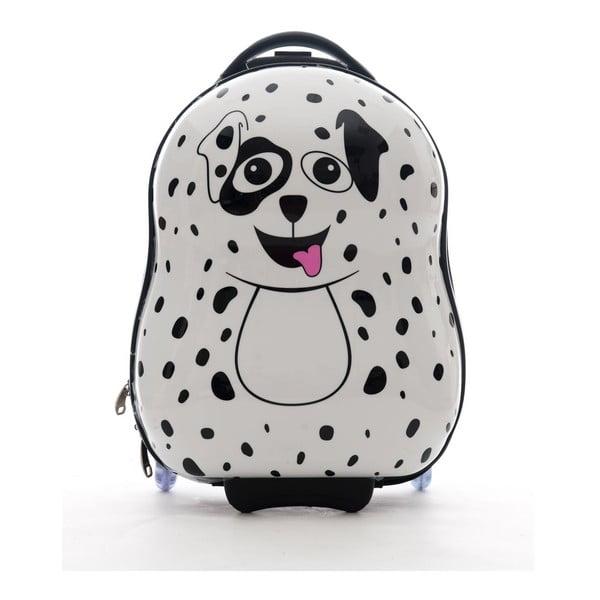Kufřík s kolečky Dalmatin