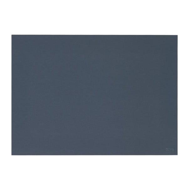 Lino sötétkék tányéralátét, 30x40 cm - Zone