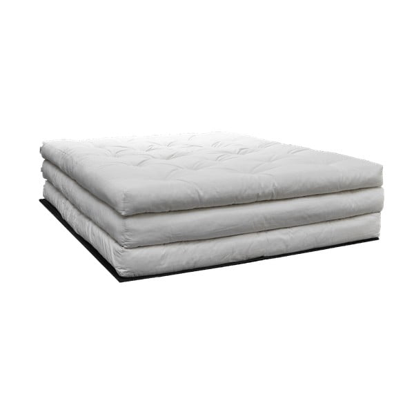 Trojitá matrace Karup Design Stack White, 180 x 200 cm