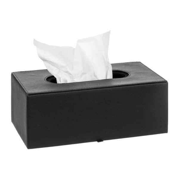 Box na kapesníky Kleenex Art Black