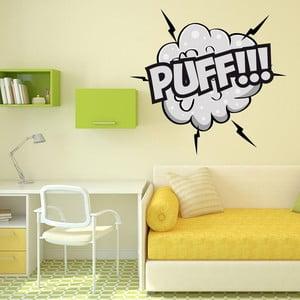 Samolepka na stěnu Comics Puff!