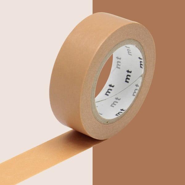 Béžová washi páska MT Masking Tape Uni