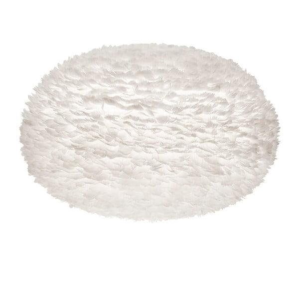 Bílé stínidlo z husího peří VITA Copenhagen EOS, Ø101cm