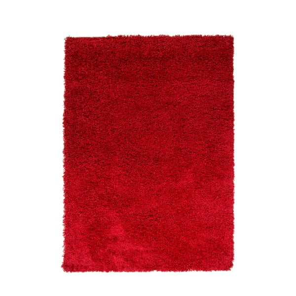Covor Flair Rugs Cariboo Red, 80 x 150 cm, roșu