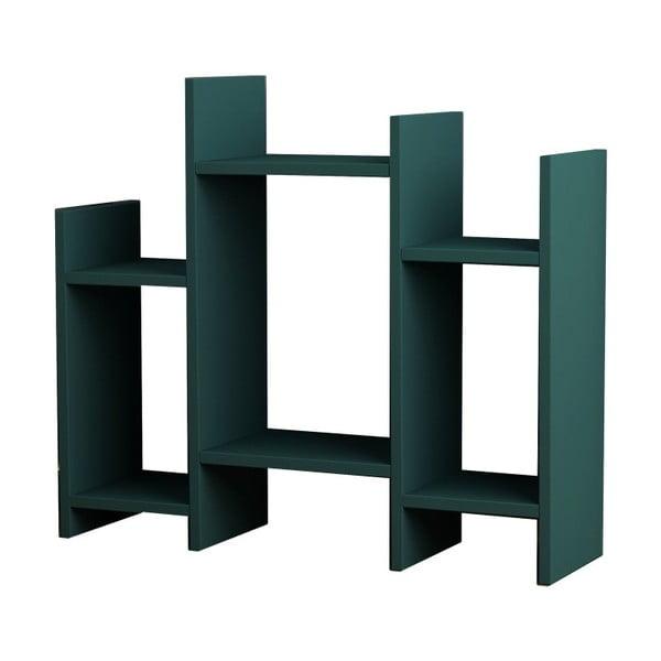 Tyrkysový odkládací stolek Homitis Potti