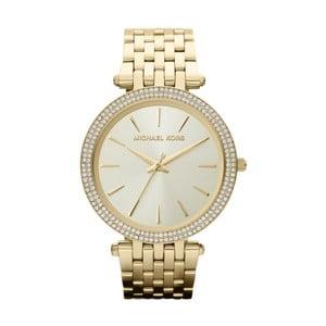 Dámské hodinky ve zlaté barvělemované kamínky Michael Kors Darci
