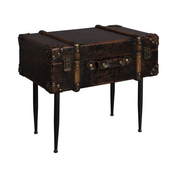 Luggage dohányzóasztal tárolóval - Dutchbone