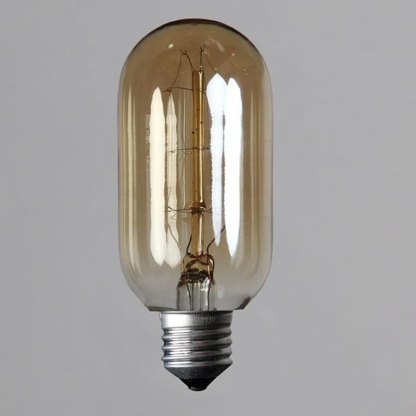 Žárovka Vintage Clear T45 E27 40W