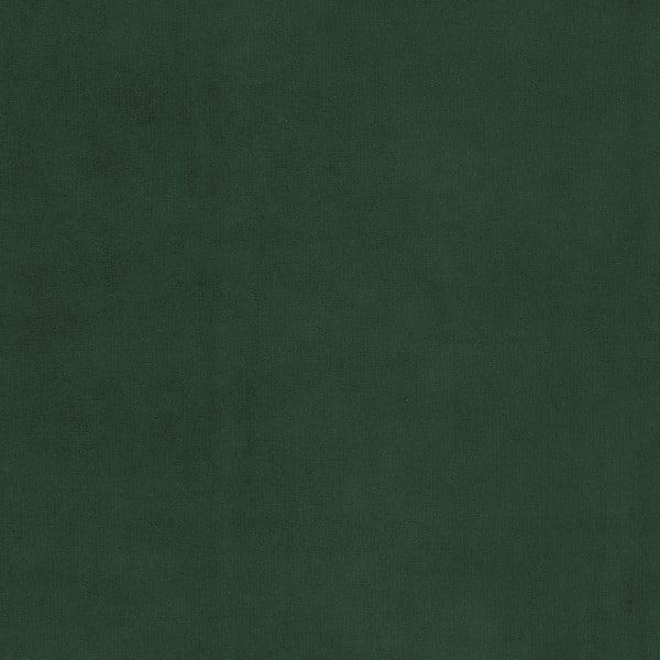 Tmavě zelené křeslo Vivonita Portobello