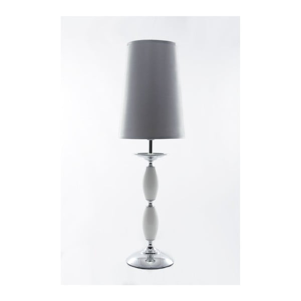 Stolní lampa Tower Gray, 52,5 cm