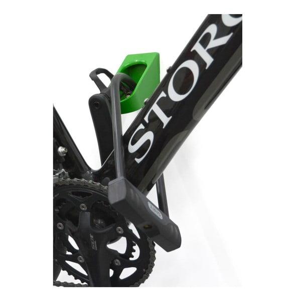 Černý nástěnný stojan na kolo Cycloc Hero