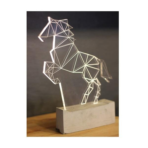 Náladové světlo Horse