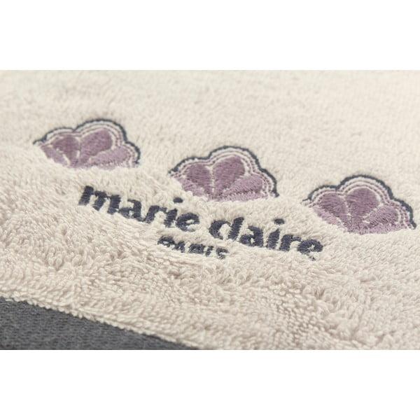 Fialový ručník Marie Claire, 50 x 90 cm