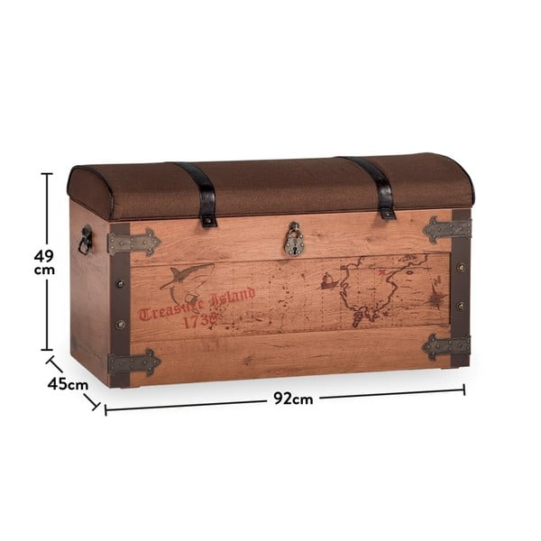 Úložná truhla Pirate chest
