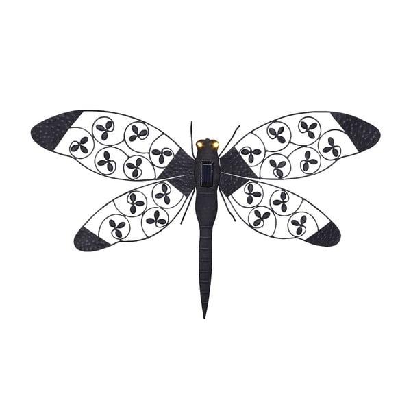 Venkovní nástěnná solární lampa Dragonfly