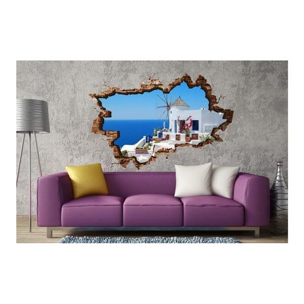 Autocolant de perete 3D Art Arne, 70 x 45 cm