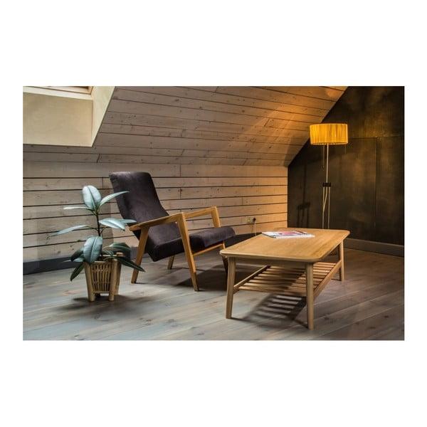 Konferenční stolek z dubového dřeva We47 Havvej Kati
