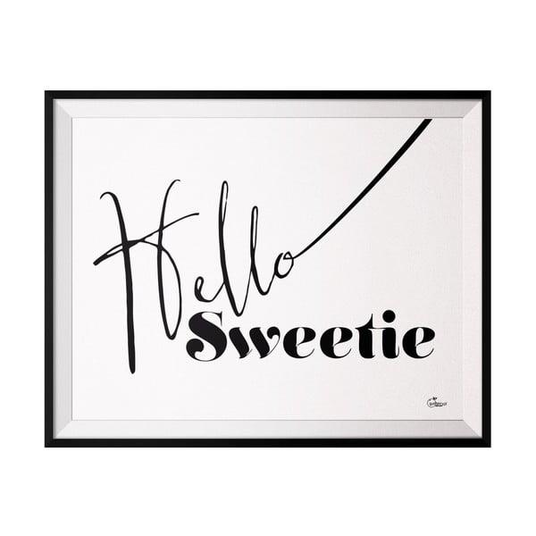 Plakát Sweetie, 40x50 cm
