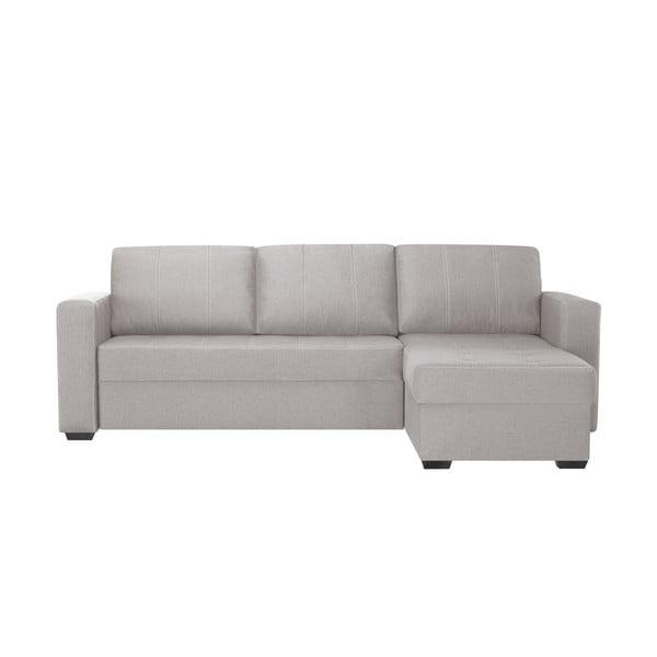 Canapea cu șezlong partea dreaptă Interieur De Famille Paris Succes, bej