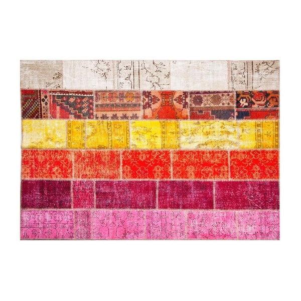 Vlněný koberec Allmode Mediterr, 200x140 cm