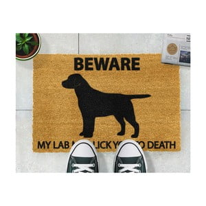 Preș Artsy Doormats Labrador, 40 x 60 cm