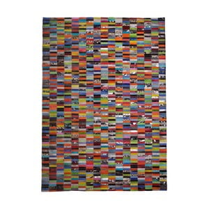 Kožený koberec Christine, 170x240 cm
