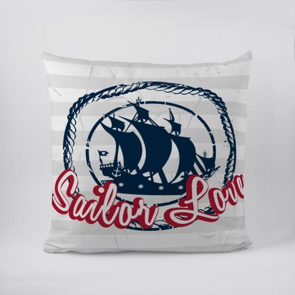 Polštář Sailor Love