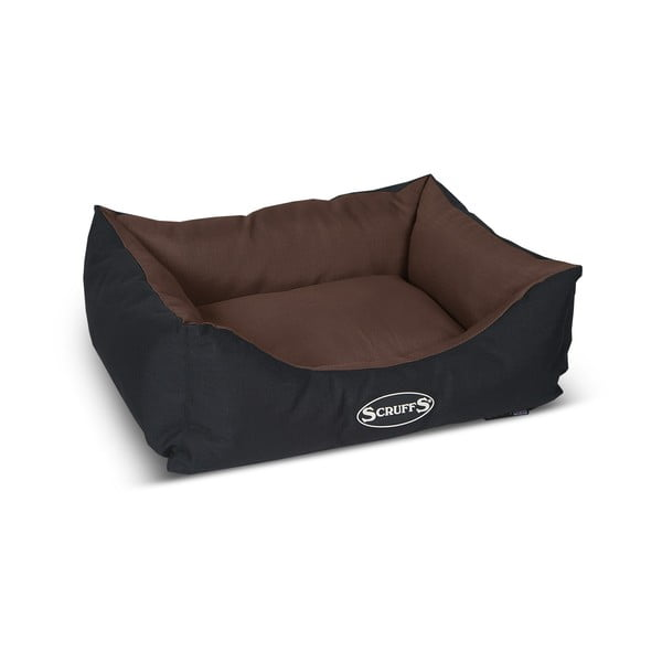 Psí pelíšek Expedition Bed S 50x40 cm, čokoládový